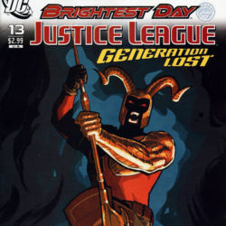 JL Generation Lost 13 Featured