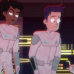 Star Trek Lower Decks First First Contact