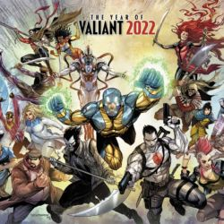 The Year of Valiant 2022