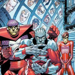 X-Men Legends issue 11 featured