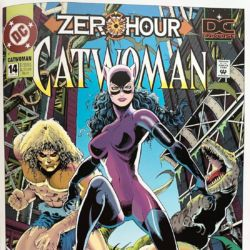 catwoman 14 zero hour featured