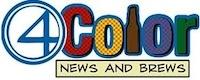 4 Color Podcast Widget Logo