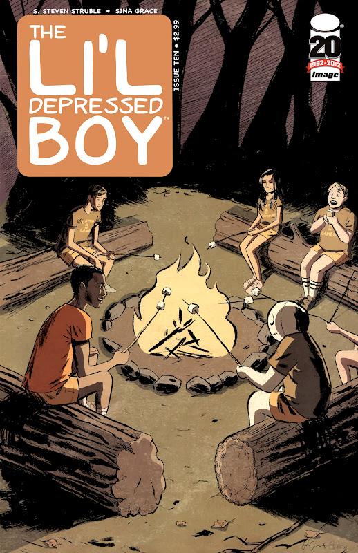 Li'l Depressed Boy #10