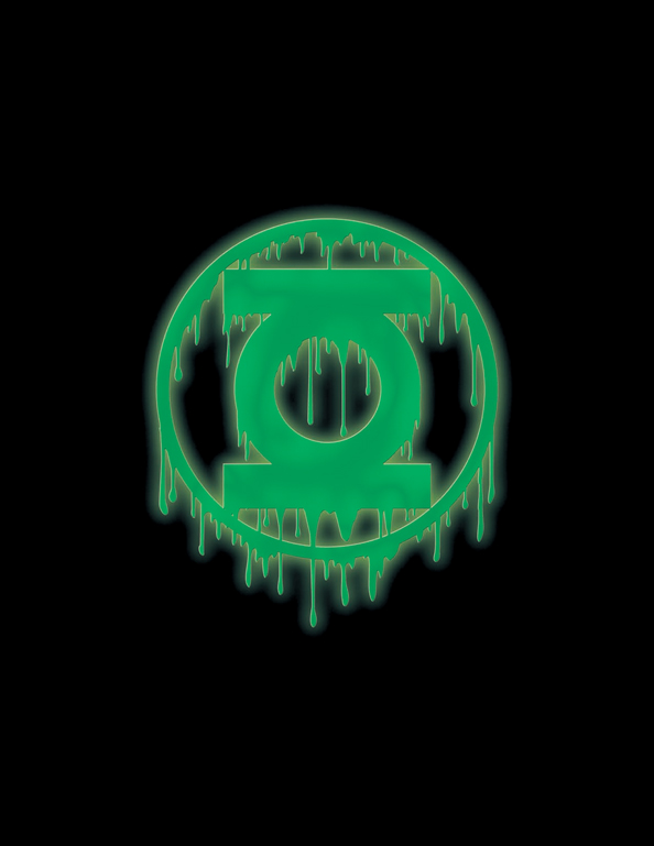 Green Lantern Annual Cover