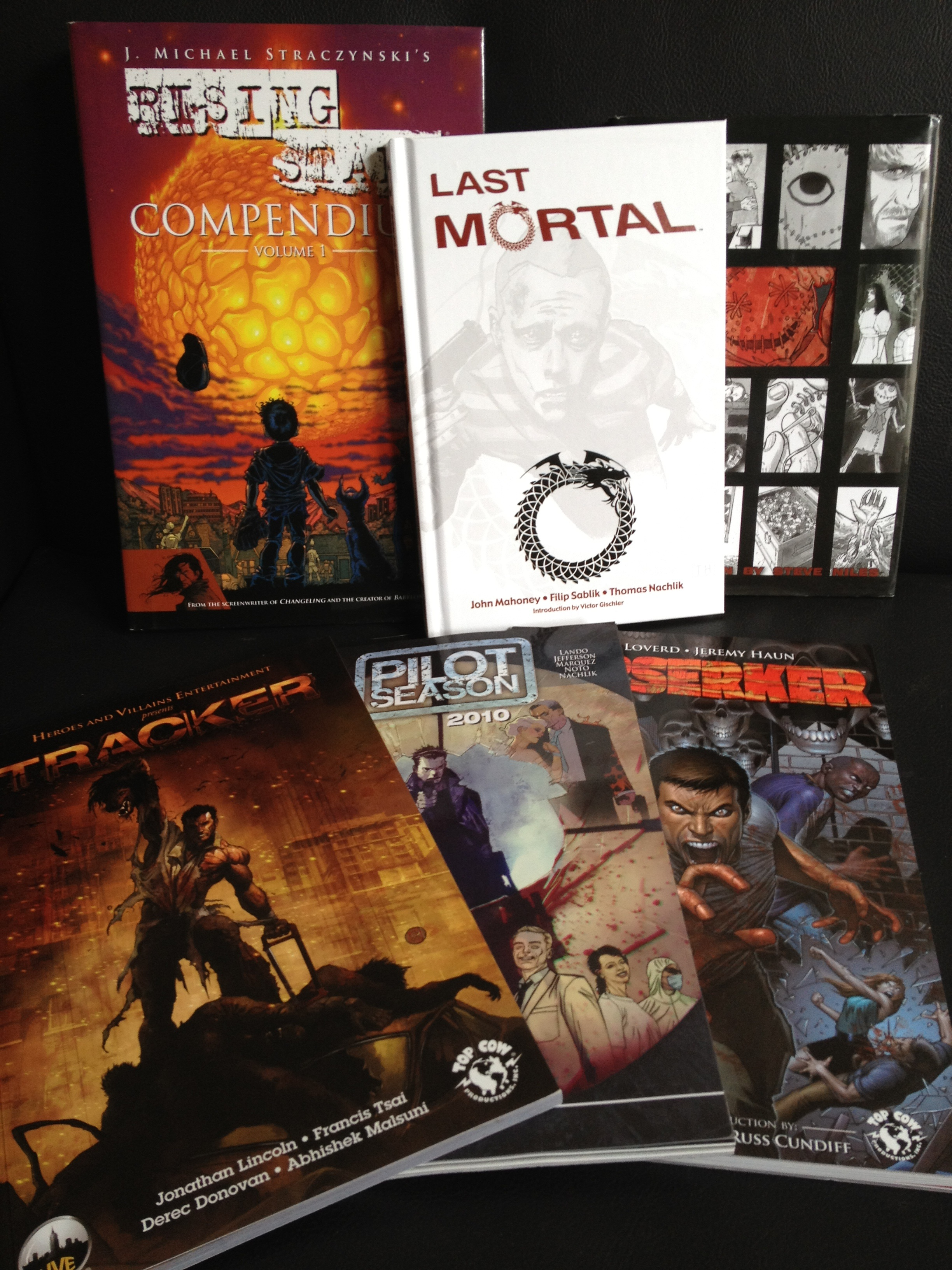 Multiversity Top Cow Prize Pack 2
