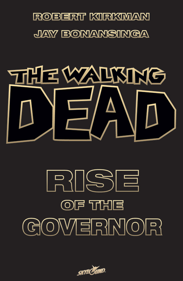 Walking Dead Rise of Governor Slipcase Edition