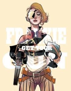 Frankie Get Your Gun #1