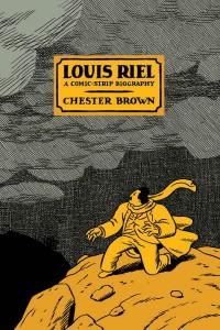 Louis Riel Cover