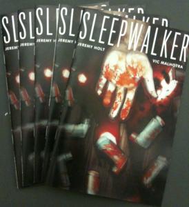 Sleepwalker Print Copies