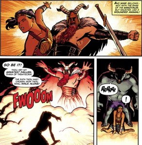 Wonder Woman #0 Excerpt