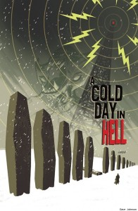 BPRD Cold Day In Hell #1 CA Reveal