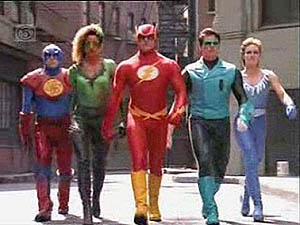Justice League Movie Lineup