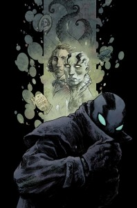Abe Sapien: Dark And Terrible #1 cover
