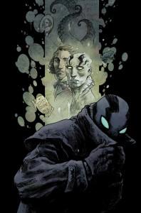 Abe Sapien Dark and Terrible #1