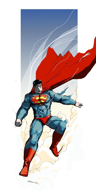 Superman Riley Rossmo