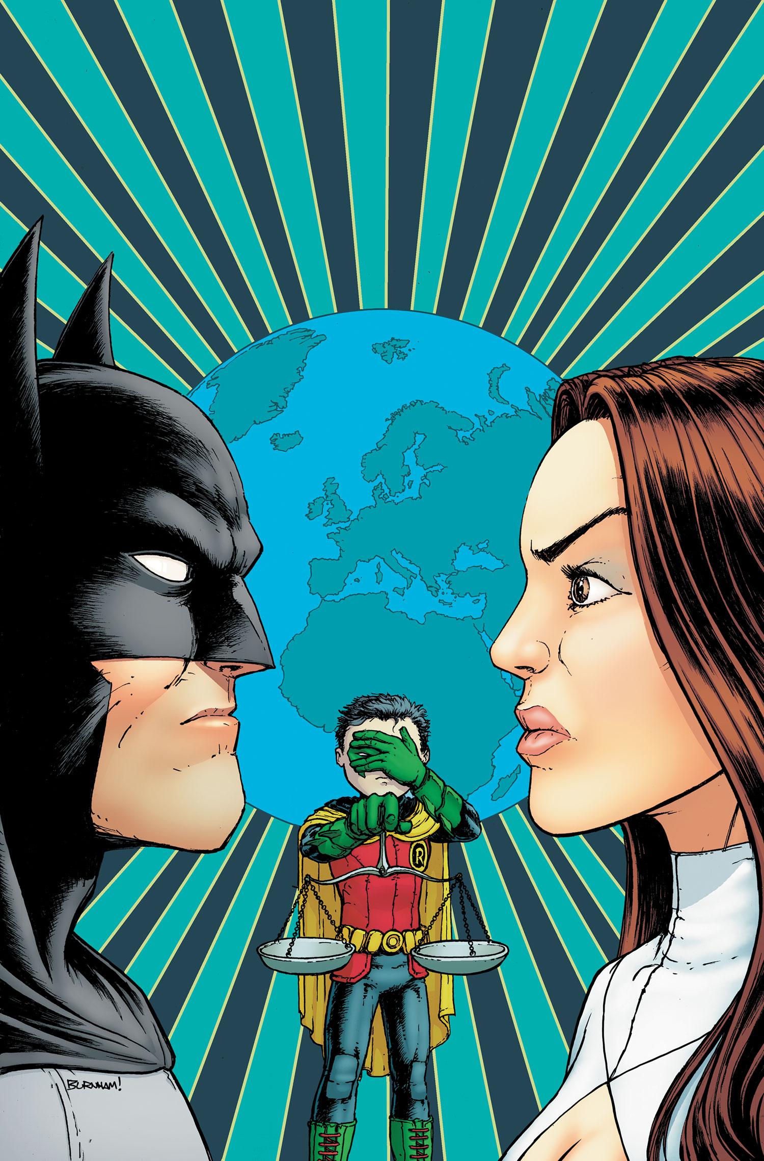 Batman Inc #6
