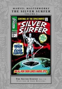 Silver Surfer MMW1