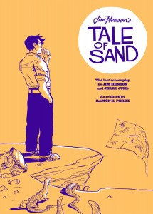 Tale of Sand HC Cover