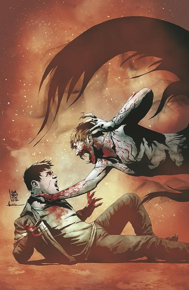 I Vampire #19 Cover