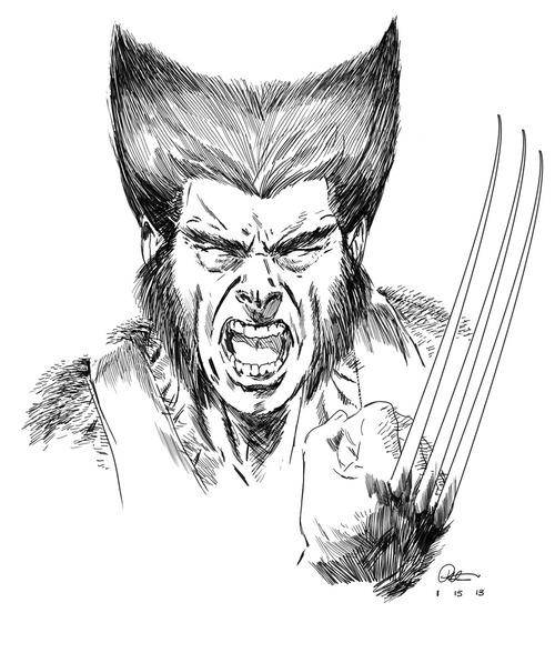 Peter Krause Wolverine