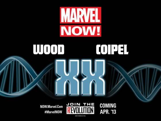 Wood Coipel XX Teaser