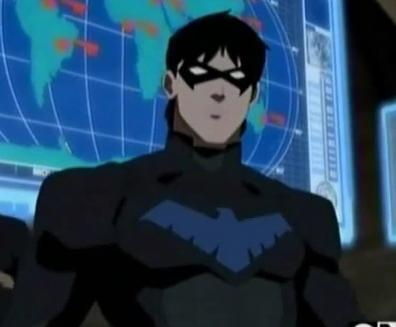 Young Justice Nightwing