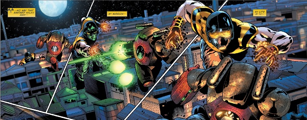 Greetings From Earth 2  Double Sized Spectacular With Special Guest    New 52 Atom Smasher