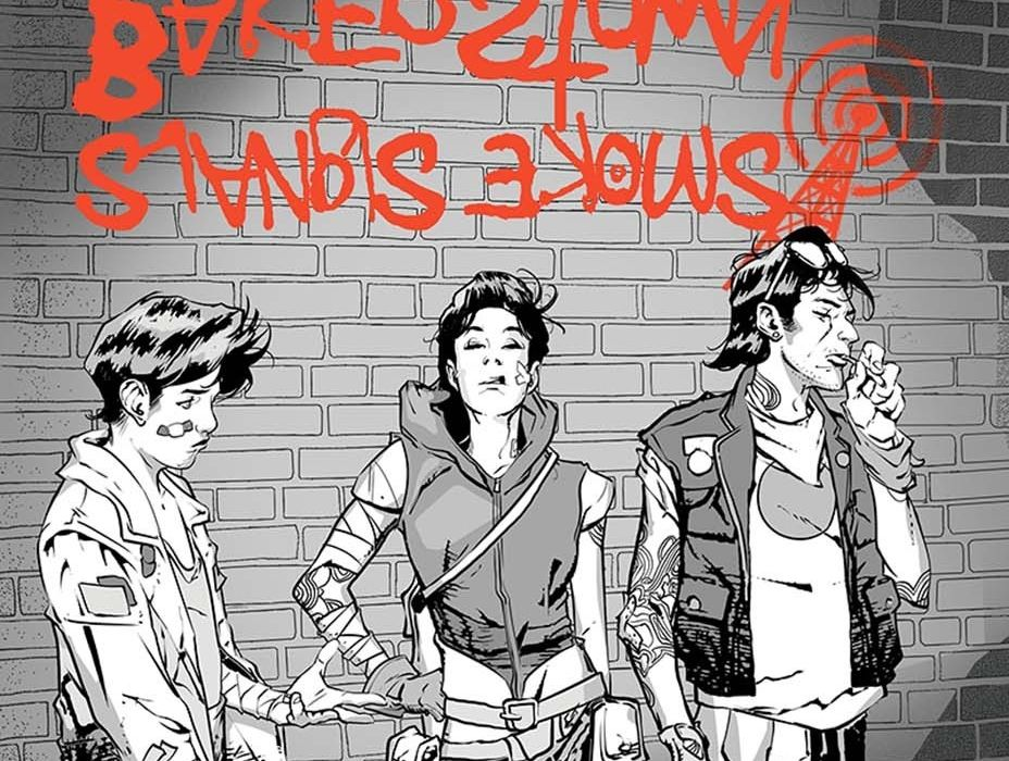 """Vault Comics Gives us Music for the End Times in """"Radio Apocalypse� –  Multiversity Comics"""